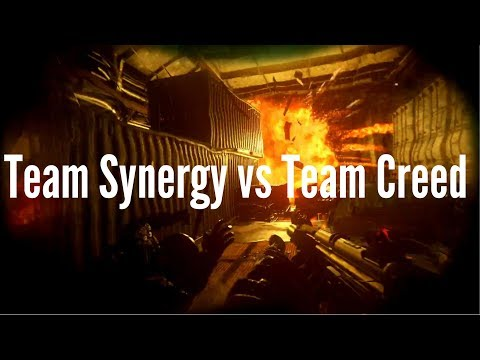 Team Synergy vs Team Creed - Genetic Gaming Ramadan Tournament.