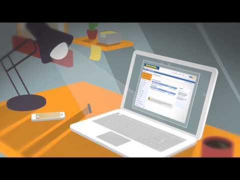 Uninet banca por internet del banco uni n s a youtube for Banco union uninet