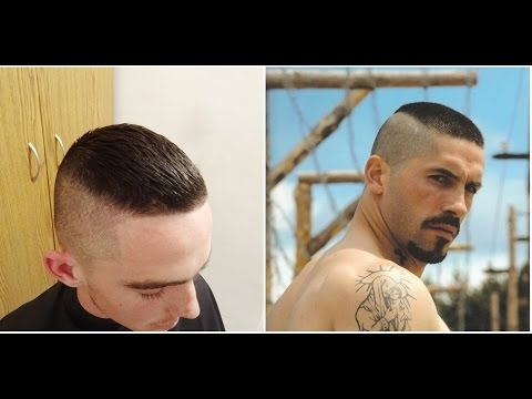 HaircutampHairstyle The Best Fighter Yuri Boyka Undisputed 4