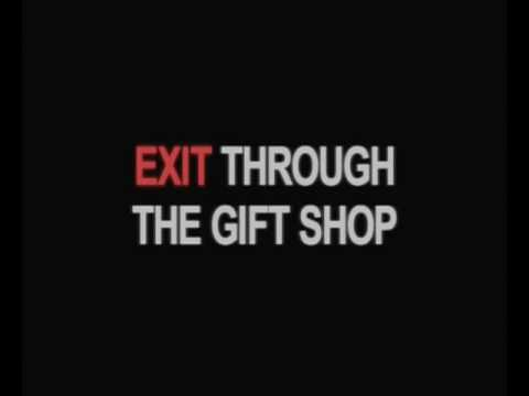 Exit Through The Gift Shop - Official Trailer - YouTube