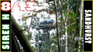 Broadmoor Sandhurst siren - Finding the 13 sirens.  Siren H