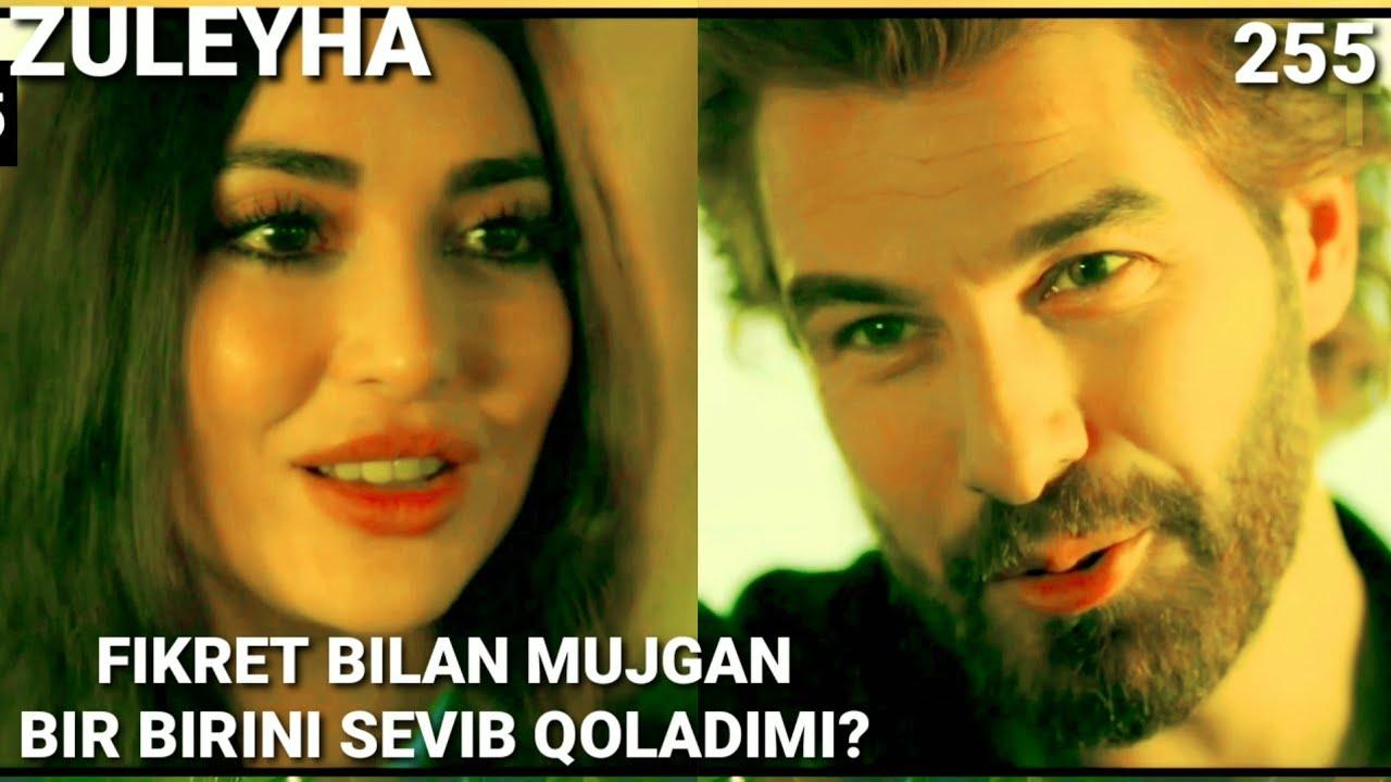 ZULEYHA 255 - QISM O'ZBEK TILIDA(TURK SERIALI) # ЗУЛЕЙХА 255 - КИСМ УЗБЕК ТИЛИДА (ТУРК СЕРИАЛИ)