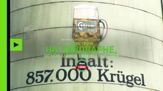 Пиво без вредных выбросов в атмосферу теперь делают в Австрии