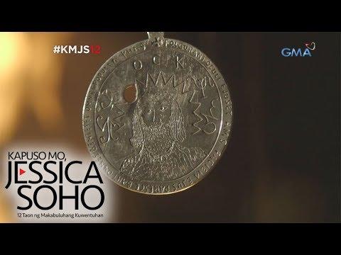 Kapuso Mo, Jessica Soho: Gat. Andres Bonifacio, may ginamit na anting-anting noong rebolusyon?