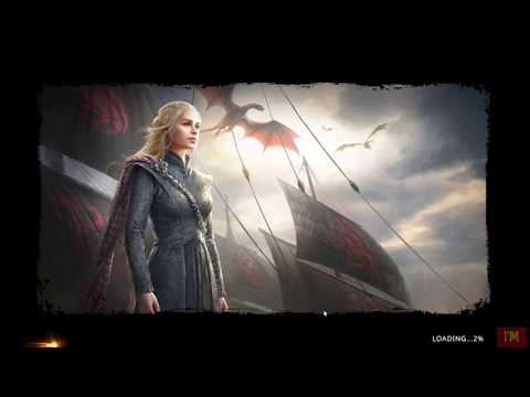 Game Of Thrones: Winter Is Coming Browser Game GAMEPLAY