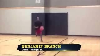 Benjamin Branch - Southeast Raleigh Guard - Highlights - Sports Stars of Tomorrow