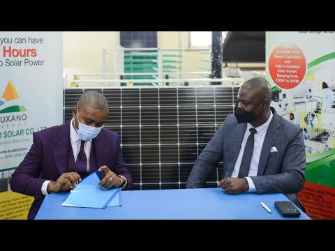 Monday, 21st September, 2020, Guest - Chuks Umezulora, Co-Founder/COO, Auxano Solar Nigeria
