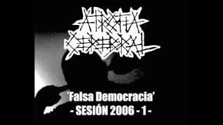 ATROFIA CEREBRAL – 'Falsa Democracia' (Sesión 2006-1)
