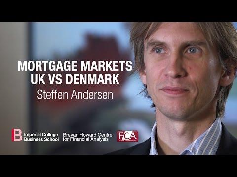 Mortgage Markets - UK vs Denmark | Steffen Andersen