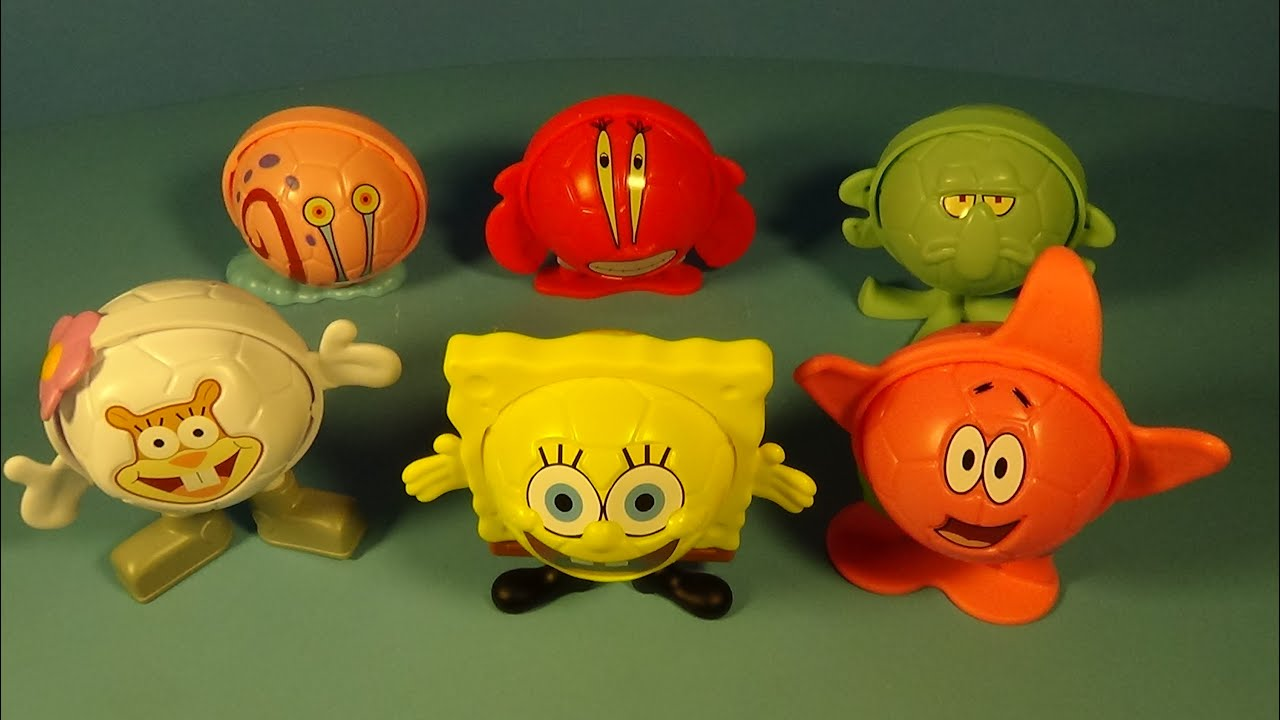 spongebob burger