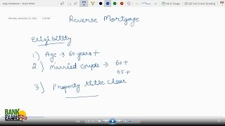 Reverse Mortgage Loan Scheme in Hindi
