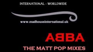 MADHOUSE NRG EXPRESS : ABBA THE MATT POP MIXES