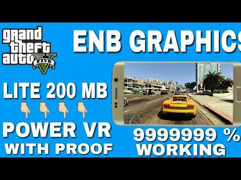 GTA SA Highly Compressed In 200 MB For Power VR GPU   9999% Working With gameplay (Hindi)