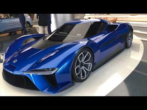 NIO 蔚来电动车  At The 2019 Shanghai Auto Show 上海车展 - NIO #2