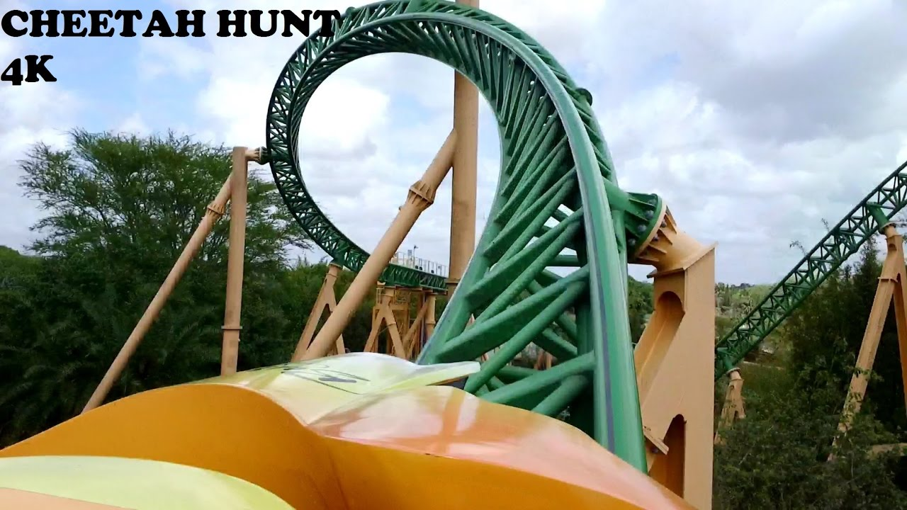 Cheetah hunt front seat pov 2017 full hd busch gardens tampa youtube for Busch gardens free military 2017