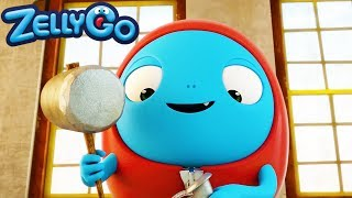 Zelly Go - Master Roro | HD Full Episodes | Funny Videos For Kids | Videos For Kids