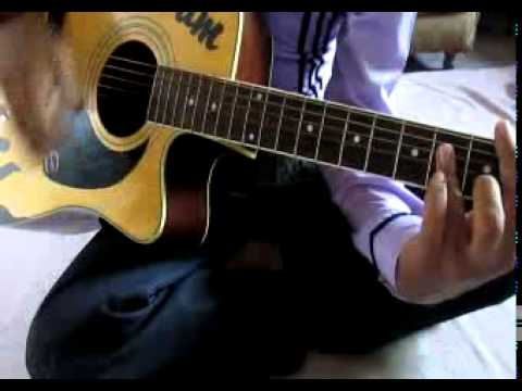 Main rang sharbaton ka guitar chords lesson Travel Video
