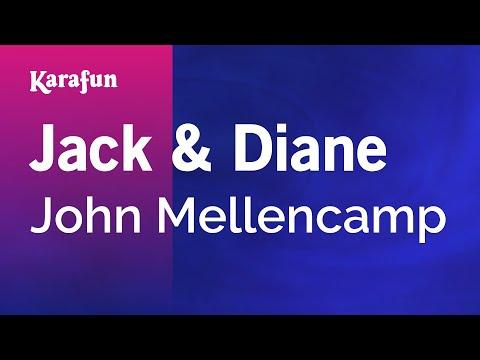 Karaoke Jack And Diane - John Mellencamp *