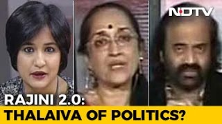 Time for rajinikanth to make an entrance in tamil nadu politics?