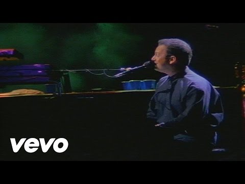Billy Joel - Scenes From An Italian Restaurant (from Live at Yankee Stadium)