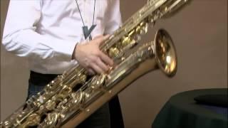 El nuevo arnés universal de saxofón de Vandoren