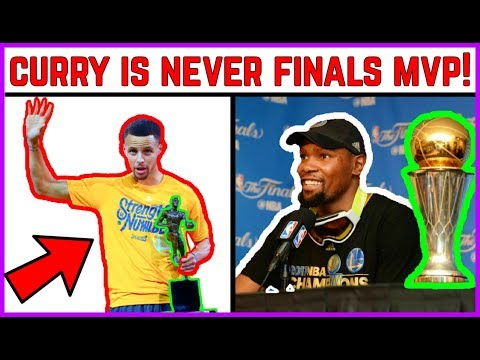 Why Steph Curry's career is finally DESTROYED!! KEVIN DURANT STOLE FINALS MVP!