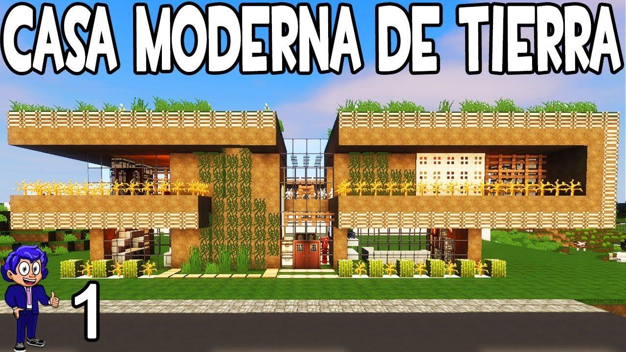 casa moderna 4 mirote y blancana