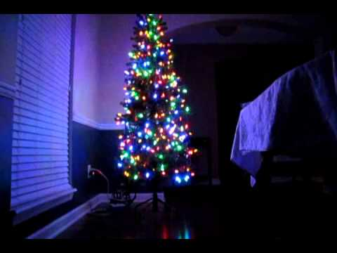 Christmas Lights to Music with Arduino