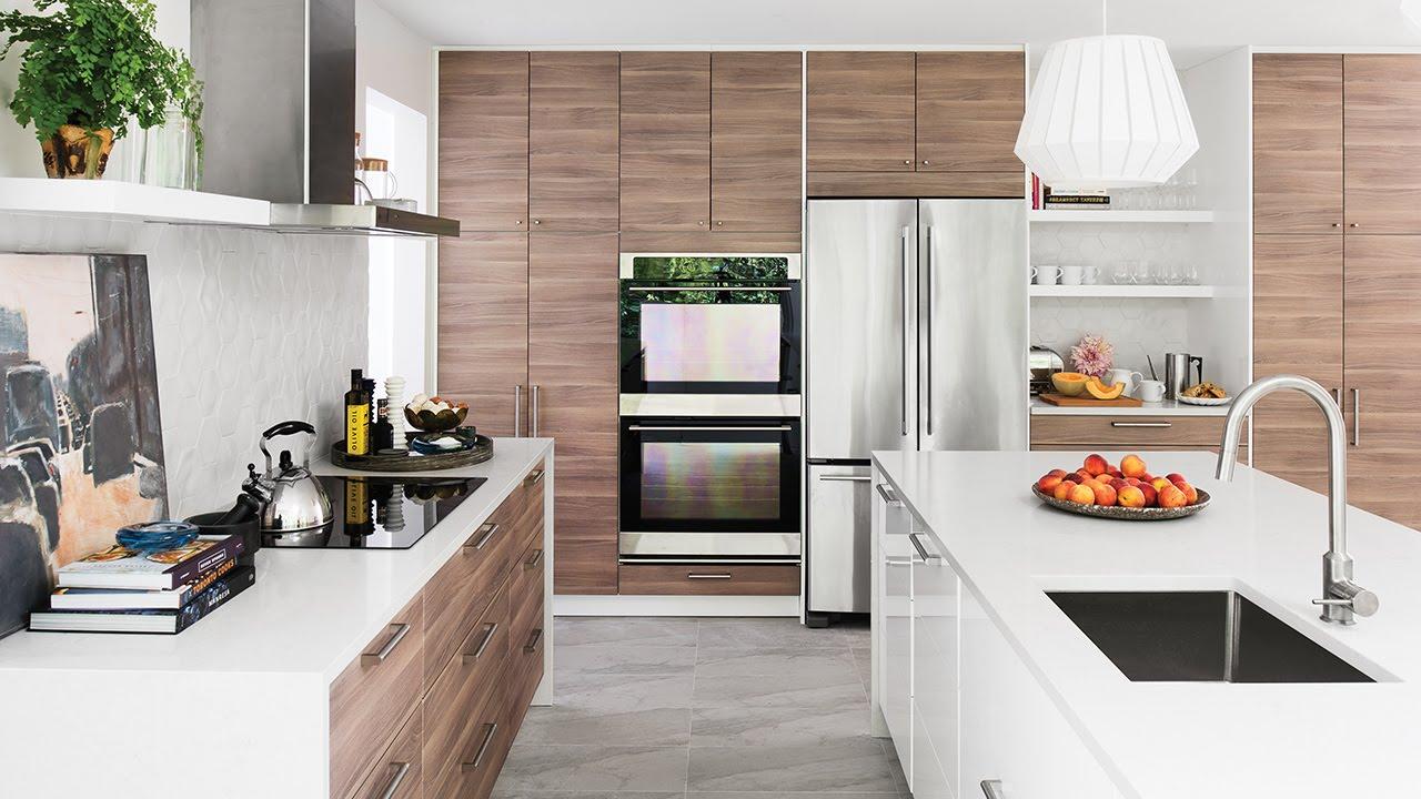 Kitchen Ikea Raised Panel Cabinets Interior Design Contest Makeover Youtube