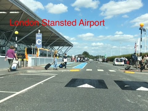 London Stansted Airport Pick Up & Drop Off Points,