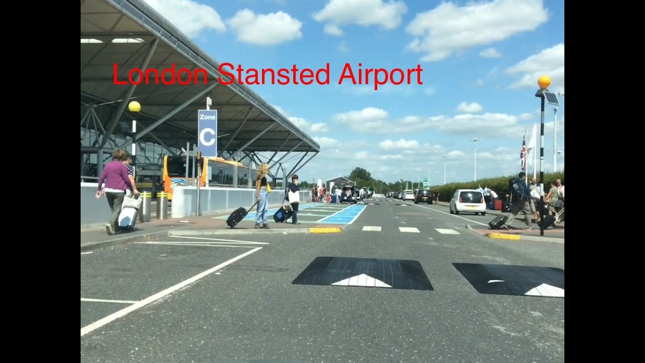 Stansted Airport Arrivals Car Park