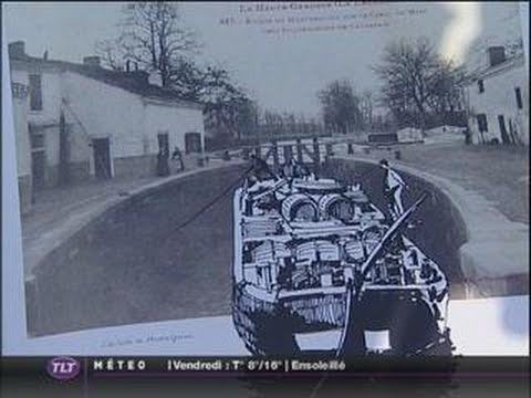 Canal Du Midi Hommage à Loeuvre De Pierre Paul Riquet