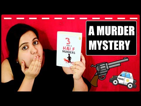3 and a Half Murders by Salil Desai | Book Review | Murder Mystery