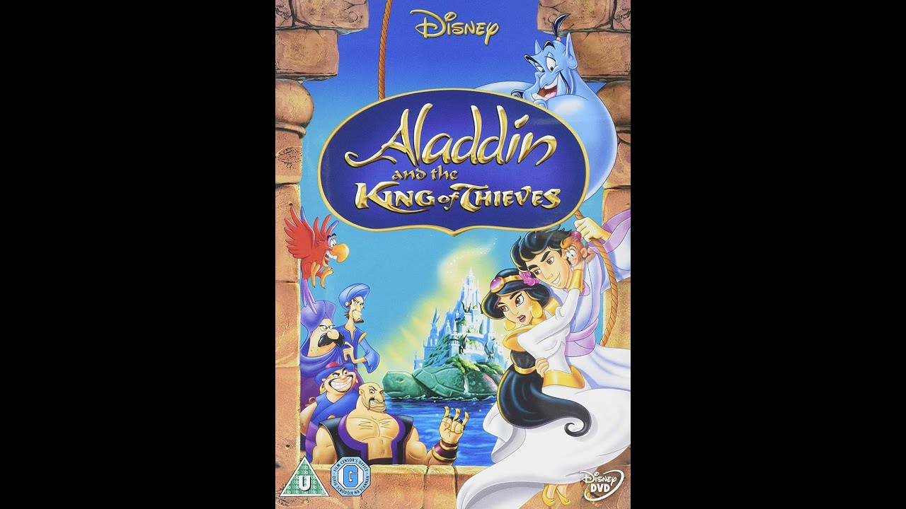 Download Start of Disney's Aladdin & the King of Thieves (film 1996)(DVD FR)