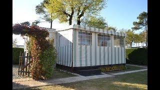 Mobil-home E007, camping Atlantique Parc 4 étoiles, Lovacances