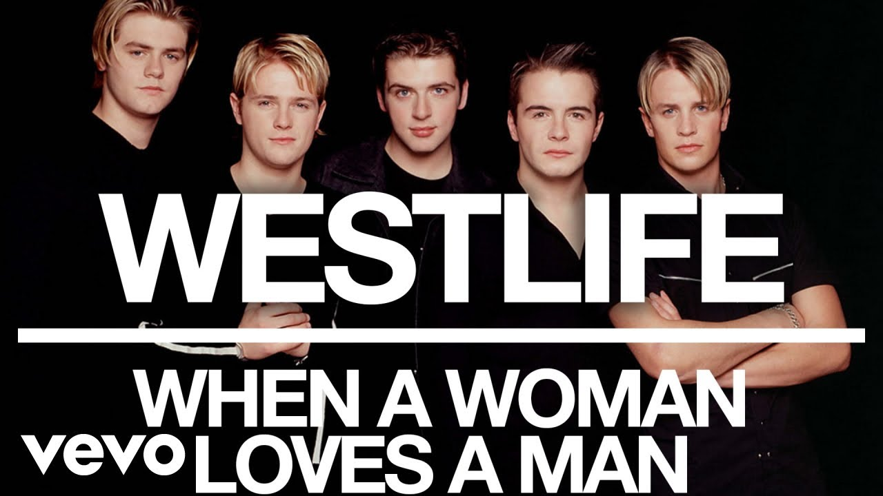 Westlife – When a Woman Loves a Man (Official Audio)
