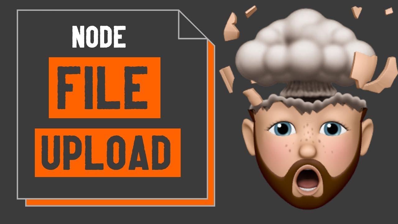Upload Files in Nodejs Using Multer