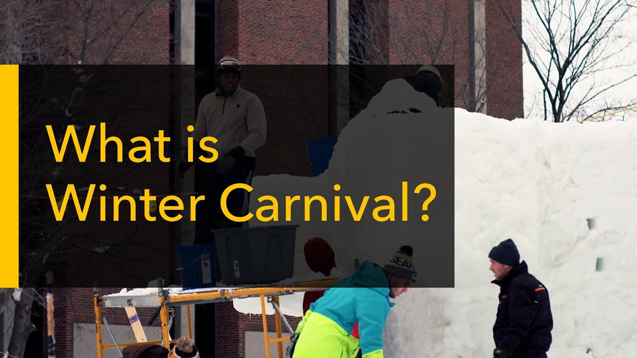 Preview image for What is Winter Carnival at Michigan Tech? video