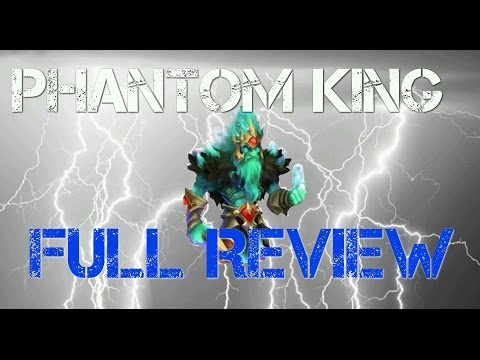 Phantom King Full Review!! Is He Worth It??