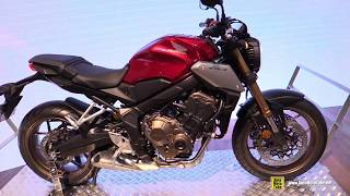 2019 Honda CB650R - Walkaround - Debut at 2018 EICMA Milan