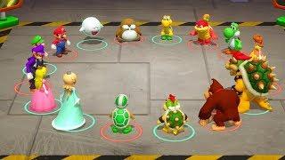 Super Mario Party - All Teammate Minigames