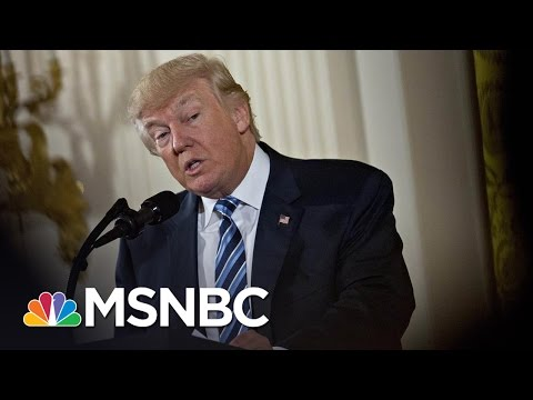 Donald Trump To Stay In NAFTA After Calling It A 'Disaster' In 2016 | The 11th Hour | MSNBC