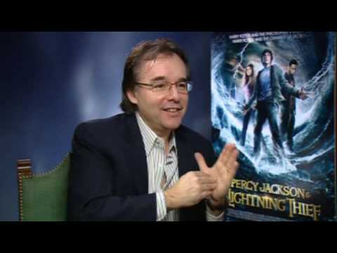 Chris Columbus Talks Percy Jackson and the Lightning Thief | Empire Magazine Mp3
