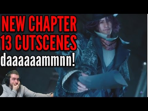 Final Fantasy XV CHAPTER 13 playthrough - PS4 (Live commentary)- Gladiolus, Ravus & Ardyn cutscenes
