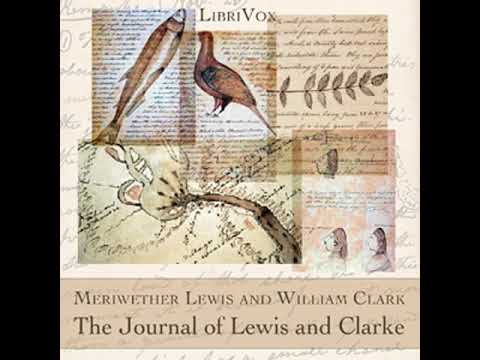 The Journal Of Lewis And Clarke (1840) By Meriwether LEWIS Part 1/2 | Full Audio Book