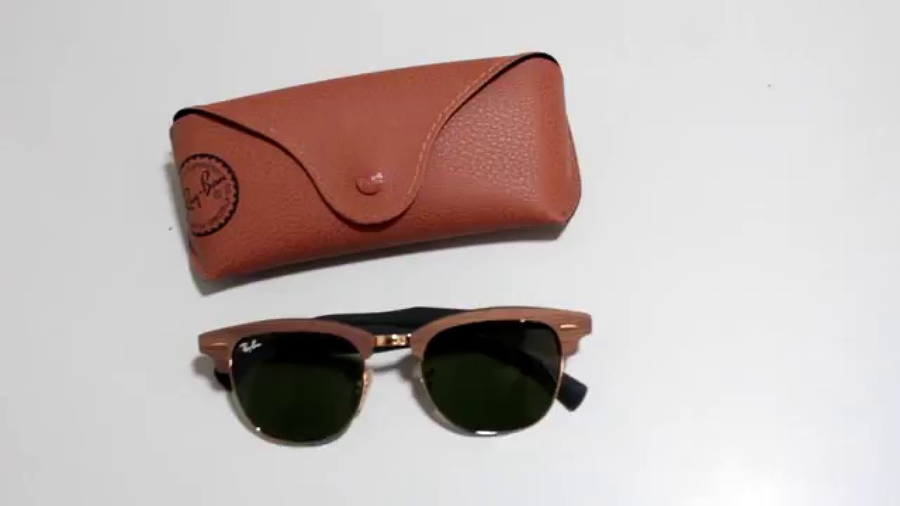 gafas ray ban genuine since 1937