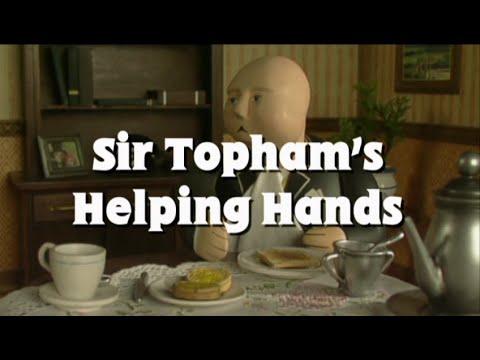 Thomas & Friends DVD Game | Sir Topham Hatt's Helping Hand |