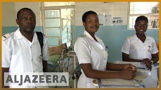 🇿🇼 Zimbabwe doctors strike enters second week | Al Jazeera English
