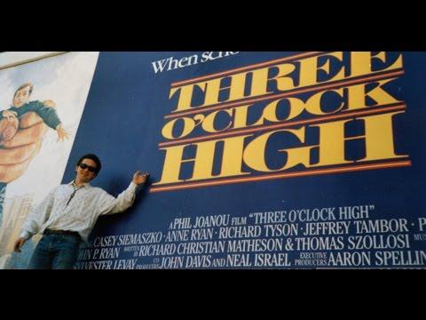 Three O'Clock High(1987)   Movie Review