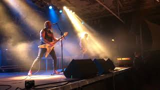 Grand Magus - Forged in Iron Crowned in Steel - Live 10.11.2017 Essigfabrik Köln